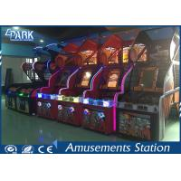 Buy cheap CE Certificated Arcade Basketball Game Machine Two Photoelectric Sensors from wholesalers