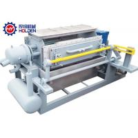 Buy cheap Paper Pulp Egg Carton Making Machine , Apple Tray Making Machine High Speed from wholesalers
