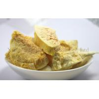 China Delicious 5 to 7mm Healthy Freeze Dried Food Papaya Slices Snacks on sale