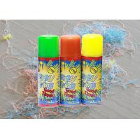 Buy cheap Biodegradable Party String Spray Non Falammble 250ml Eco - Friendly No Pollution from wholesalers