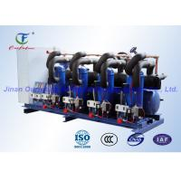Buy cheap Danfoss Scroll Parallel Refrigeration Compressor Unit For Commercial Meat Production from wholesalers