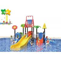 Buy cheap Fun Colorful Children'S Outdoor Water Slides Eco Friendly For Community from wholesalers