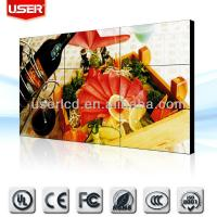 Buy cheap 4096x2160 high resolution 2x2 trade show display wall from wholesalers