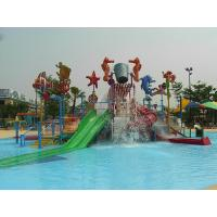 Buy cheap Cartoon Design Water House-Children's Playground (SW-06) from wholesalers