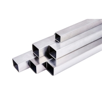 Buy cheap 409 Seamless 680mm Stainless Steel Square Pipe BA Surface For Offshore Industry from wholesalers