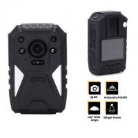 Buy cheap Wireless Police 4G Body Camera Mini Protable DVR 1440P Full HD Security Guard from wholesalers