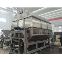 Buy cheap Mirror Polish Foodstuff Rotary  Drum Dryer Machine SS304 ,SS316 from wholesalers