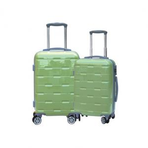 Wholesale Bright Green 0.8mm Lightweight Hard Shell Cabin Luggage from china suppliers