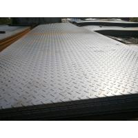 Buy cheap ASTM A36 Checkered Carbon Steel Plate ASTM B209 Thickness 2mm - 100 Mm from wholesalers