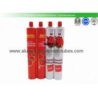 Buy cheap Mustard / Chocolate Squeeze Tubes Offset Printing Custom Logo FDA Certificatedv from wholesalers
