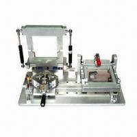Buy cheap Manual BGA Reballing Machine for POP Reballing Process, with Flip-shell Structure from wholesalers