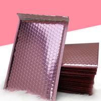 Buy cheap Shiny MetallicBubbleMailers , Aluminium Foil Holographic BubbleMailers from wholesalers