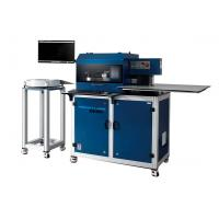 3 In 1 Multifuntion 3D Channel Letter Bending Machine For SS Material ≤ 1mm Thickness Manufactures