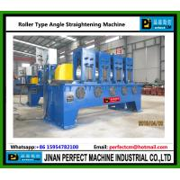 Wholesale Roller Type Angle Straightening Machine (Max. Angle Size: 200x200x20mm) from china suppliers