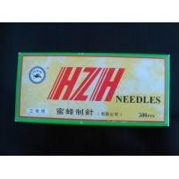 Stainless Steel Long HZH Commercial Sewing Machine Spare Parts Needles Manufactures