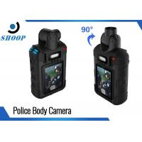 Buy cheap 64GB Security Guard WIFI Body Camera , Body Worn Video Camera With Night Vision from wholesalers