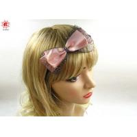 Buy cheap Trendy Hair Ornament Bow Hair Bands Girls , FloralBridal Headbands from wholesalers
