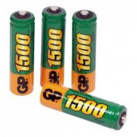 Buy cheap High Capacity aa Nickel Metal Hydride nimh rechargeable batteries 1.2V 2600Ah from wholesalers