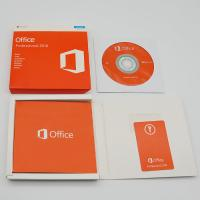 Buy cheap Lifetime Valid Office Professional 2016 Multi Languages Word Excel And PowerPoint from wholesalers