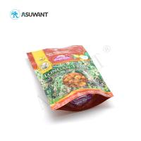 Buy cheap Creative Stand Up Reusable Laminated Plastic Zipper Packaging Bag For Food from wholesalers