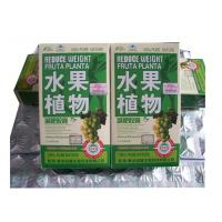 Buy cheap Natural Fruta Planta Weight Loss Pills Slimming Capsules , 24 Months Valid from wholesalers