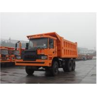 Buy cheap Dongfeng Mining 6×4 Used Dump Trucks 2013 Year Euro 3 Emission Standard from wholesalers