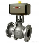 Buy cheap pneumatic actuator ball valve from wholesalers