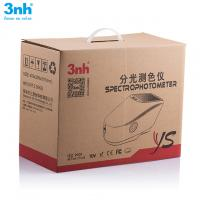 Buy cheap Small Aperture Handheld Color Spectrophotometer YS3020 For Printing Logo Label Color Check from wholesalers