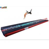 Buy cheap Popular Air Tumbling Inflatable Track, Inflatable Sports Games Track With product