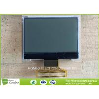 Buy cheap Customized  COG FSTN 128 X 64 Graphic Lcd Display With 8 Bit MCU Interface from wholesalers