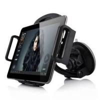 Buy cheap Extra-firm gooseneck adjustable ABS universal tablet car mount holder for Apple iPad from wholesalers