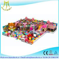 Hansel childrens indoor playground facilities indoor playground toys kids play area Manufactures
