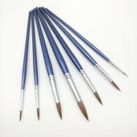 Buy cheap Birch Wood Pony Hair Paint Brush from wholesalers