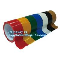 Buy cheap Easy Tear Packaging Duct Tape,duct tape colored duct tape,Free sample air conditioner colored custom printed pvc cloth d from wholesalers