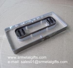 China Bespoke laser cut steel rule dies, China die factory laser steel rule dies on sale
