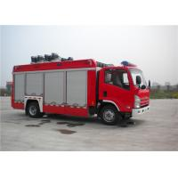 Wholesale 139kw 4x2 Drive ISUZU Chassis Light Fire Truck With LED Light Source from china suppliers