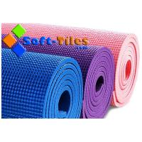 Buy cheap Top Quality PVC yoga mat from wholesalers