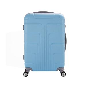 Wholesale 210D Polyester 28'' ABS ODM Stylish Trolley Suitcase from china suppliers