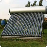 Buy cheap integrative pressure galvanized steel plate solar energy water heater from wholesalers