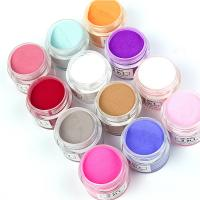 Buy cheap New hot sell  nail supply clear white color acrylic powder system 2 in 1 acrylic powder from wholesalers