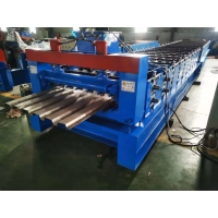 Buy cheap 914mm Galvanized Floor Deck Roll Forming Machine from wholesalers