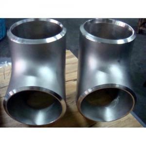 Nickel 200 Forged Pipe Fittings, UNS N02200 Forged 90 deg Elbow, 200 Nickel Tee