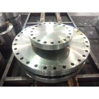 Buy cheap P285NH P285QH  Hot Rolled Forged Carbon Steel Flange Finish Machine PED Certificate from wholesalers