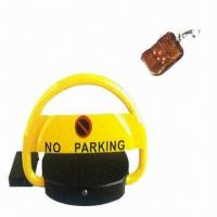 Buy cheap Car Parking Lock with 30m Remote Control Distance, Easy to Install from wholesalers