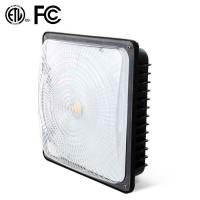 Buy cheap 70 Watt White LED Low Bay Lights 8600lm DLC Listed Surface Mount For Public Venues from wholesalers