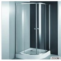 Buy cheap Easy clean glass walk-in shower enclosure from wholesalers