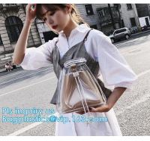 Buy cheap EVA pvc lady packing handbag, Online shop china fashion transparent PVC ladies handbag, holographic handbag, Cosmetic Tr from wholesalers