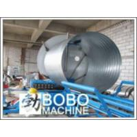 Buy cheap Spiral duct forming machine product