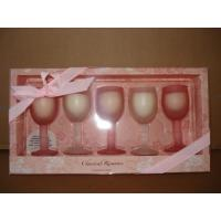 Buy cheap Glass Jar Candle Gift Set 200904 from wholesalers