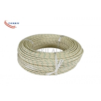 Buy cheap Fiberglass Braiding 10mm2 Nickel Plated Copper Wire from wholesalers